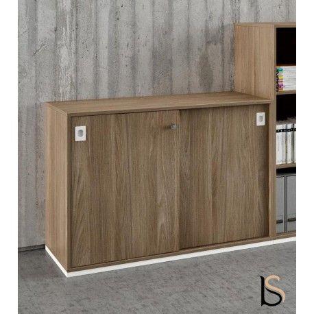 Armoire avec portes coulissantes - Quadrifoglio Meubles de - porte d armoire coulissante