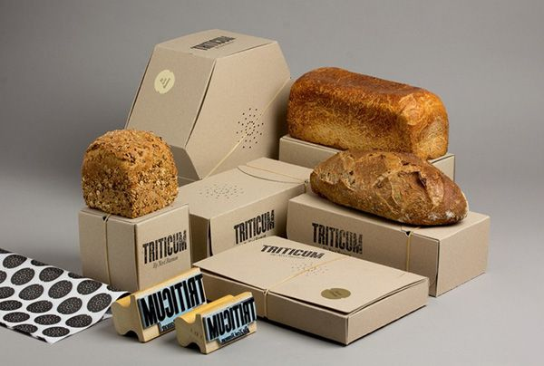 Custom Designed Packaging For Different Types Of Bread - http://designtaxi.com/news/359002/Custom-Designed-Packaging-For-Different-Types-Of-Bread/