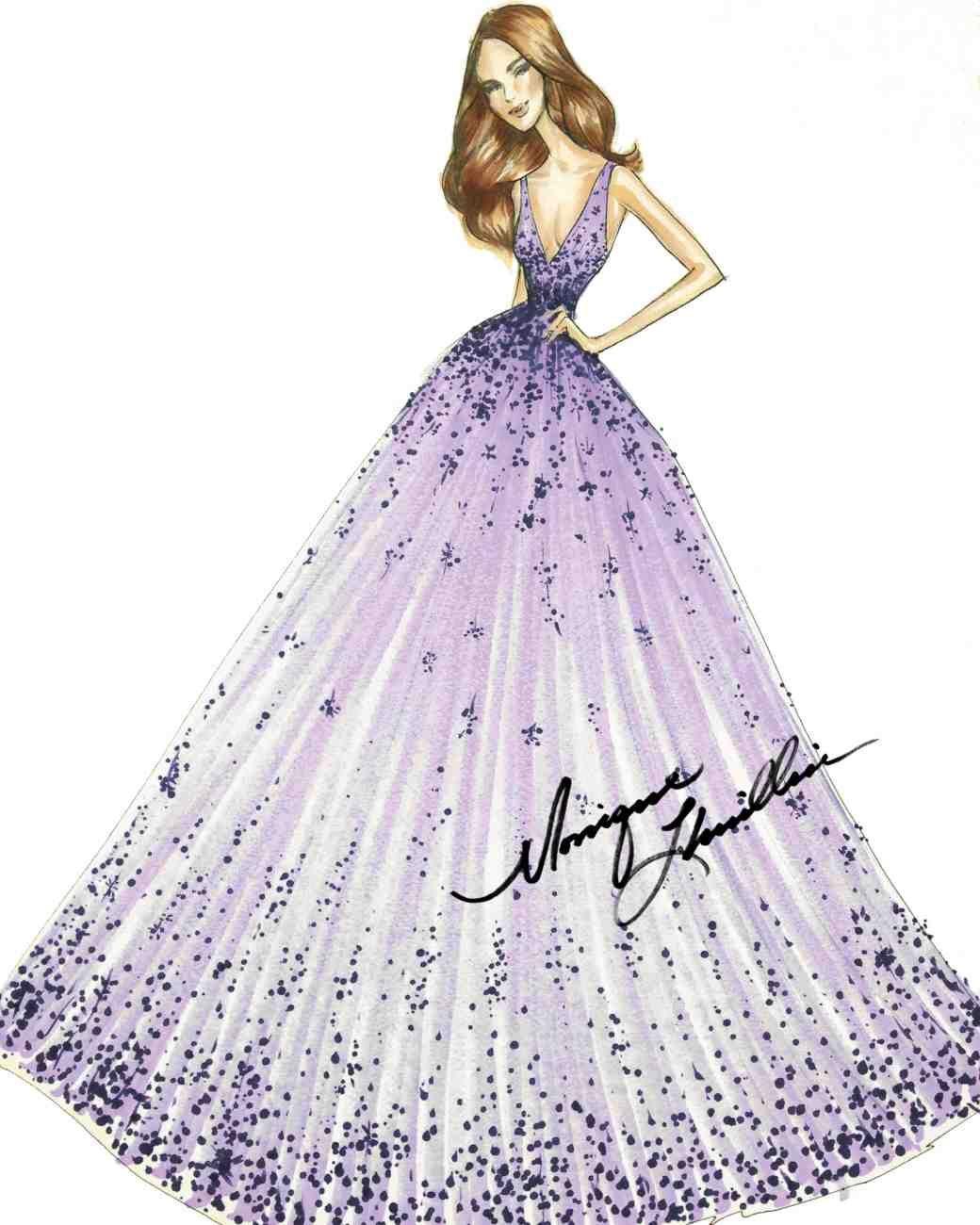 sketches of princess dresses google search fashion