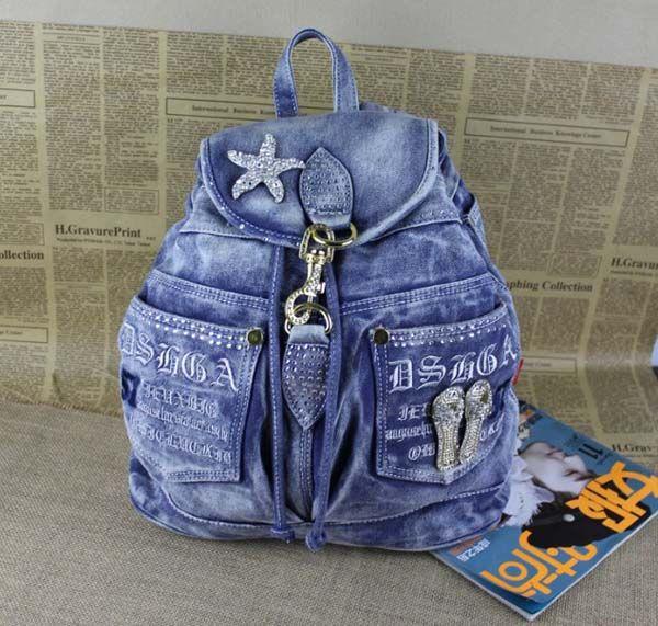 Сумки и рюкзаки из старых джинсов своими руками детский рюкзак little life