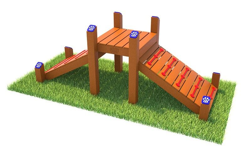 Small Dog Ramp-N-Climb- Your dogs need all the exercise ...