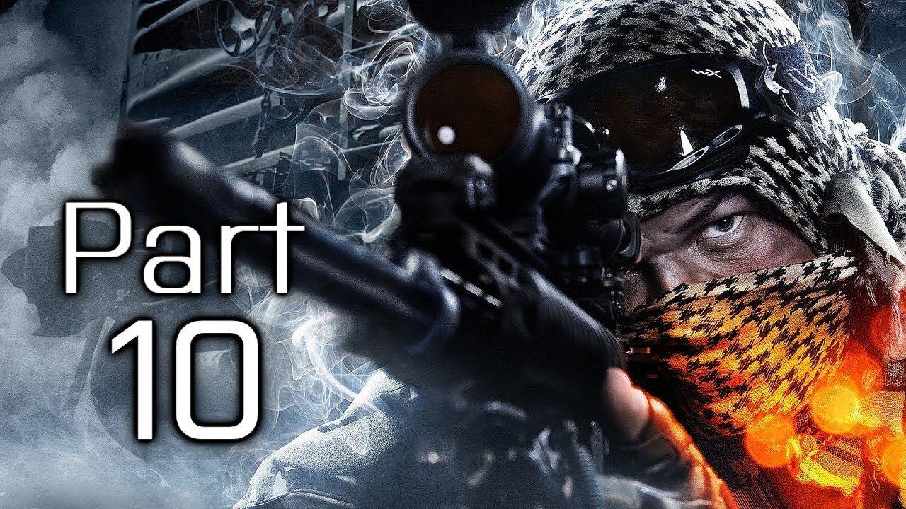 Battlefield 4 Gameplay Walkthrough Part 10 Campaign Mission 7