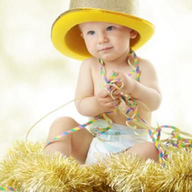 The New Year S Baby Race Could You Have A Contender Happy New Year Baby Baby New Year Holiday Baby