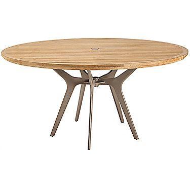 McGuire Furniture: Farallon Outdoor Teak Dining Table: 350 | McGUIRE ...