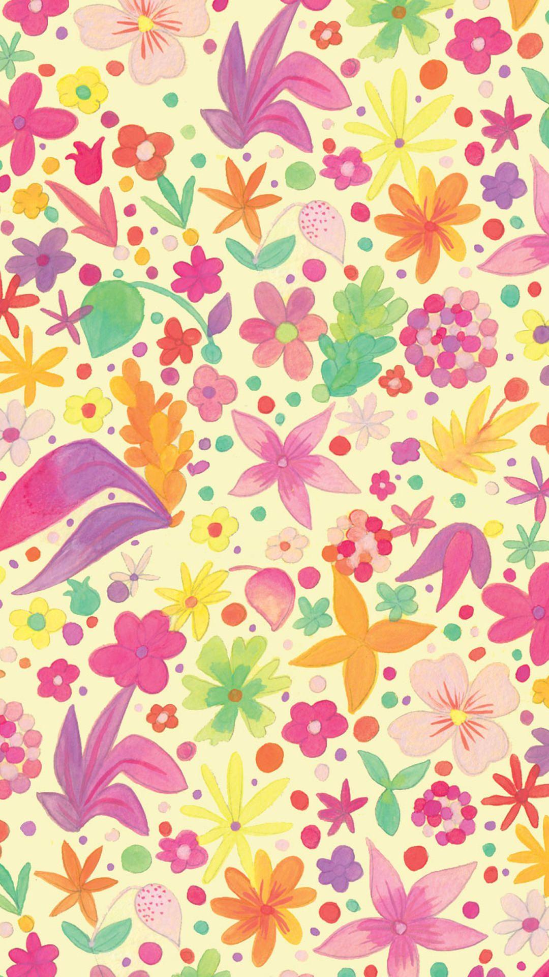 cute wallpapers tumblr floral iphone 6 plus wallpaper