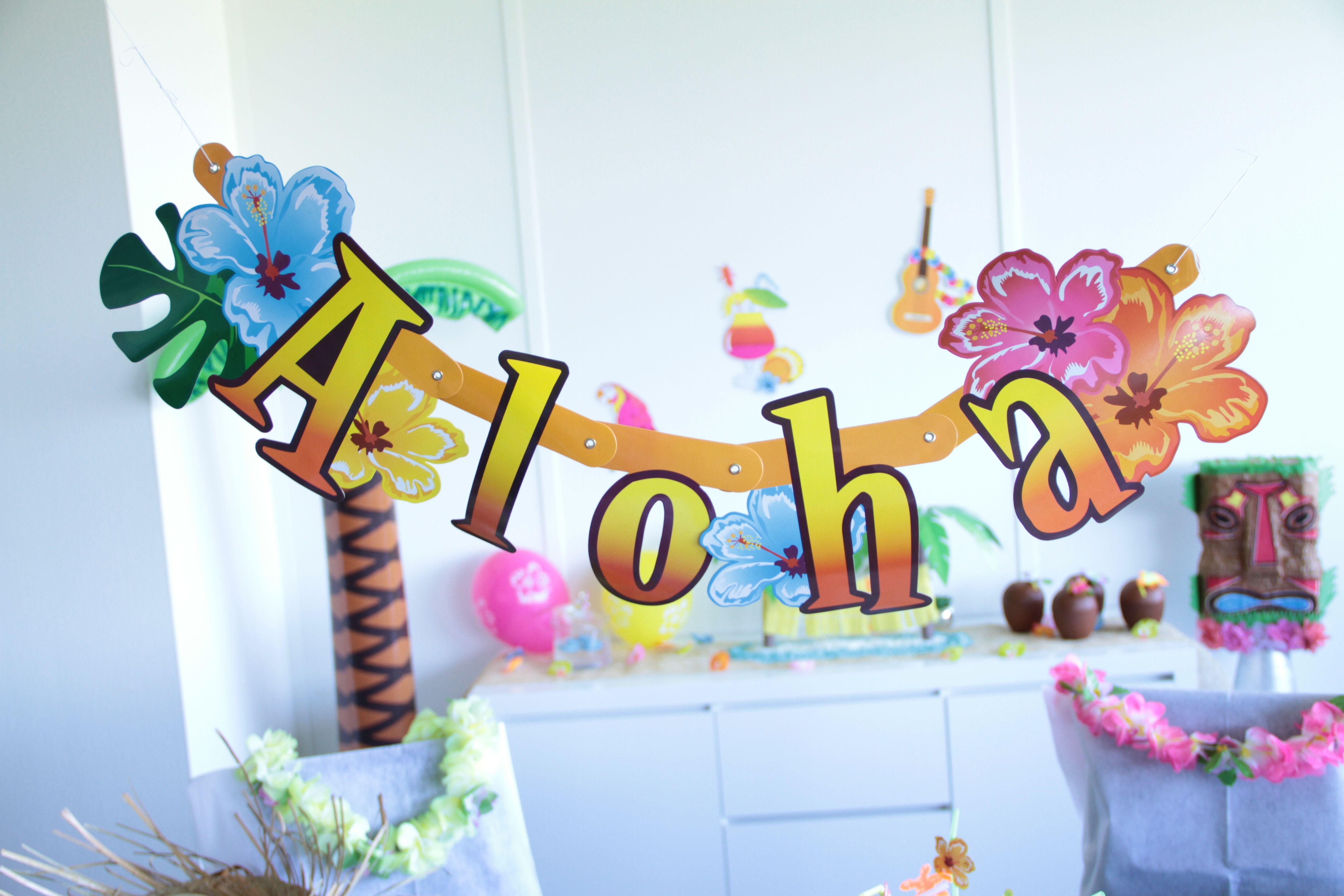 Organiser Une Soir E Hawaienne Dans Les Moindres D Tails