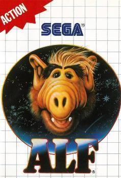 #alf #gordonshumway #games #videogame #sega #80s