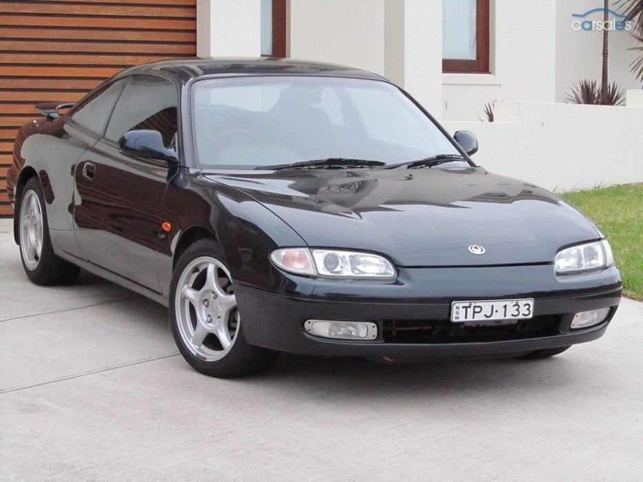 1995 Mazda MX6 GE Series 2 マツダ