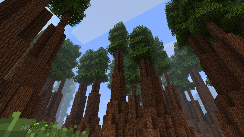 Biomes O' Plenty Mod | Minecraft Adventure Maps & Mods