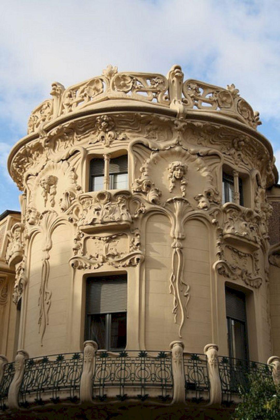 Art Nouveau Architecture 3 (Art Nouveau Architecture 3) design ideas and photos