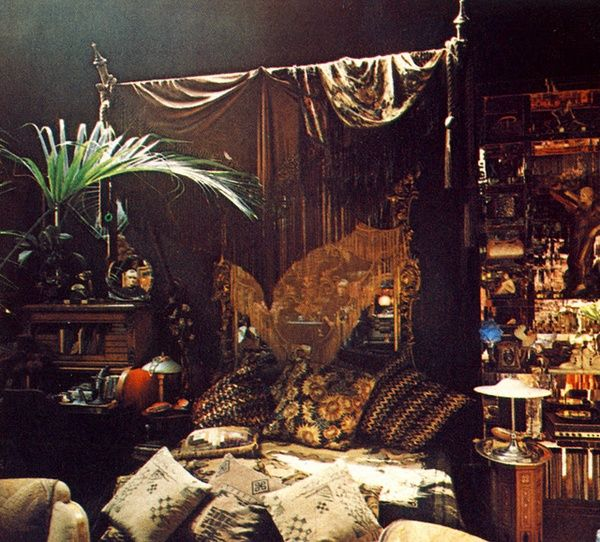 eclectic bedrooms to bring out the gypsy - Gypsy Bedroom