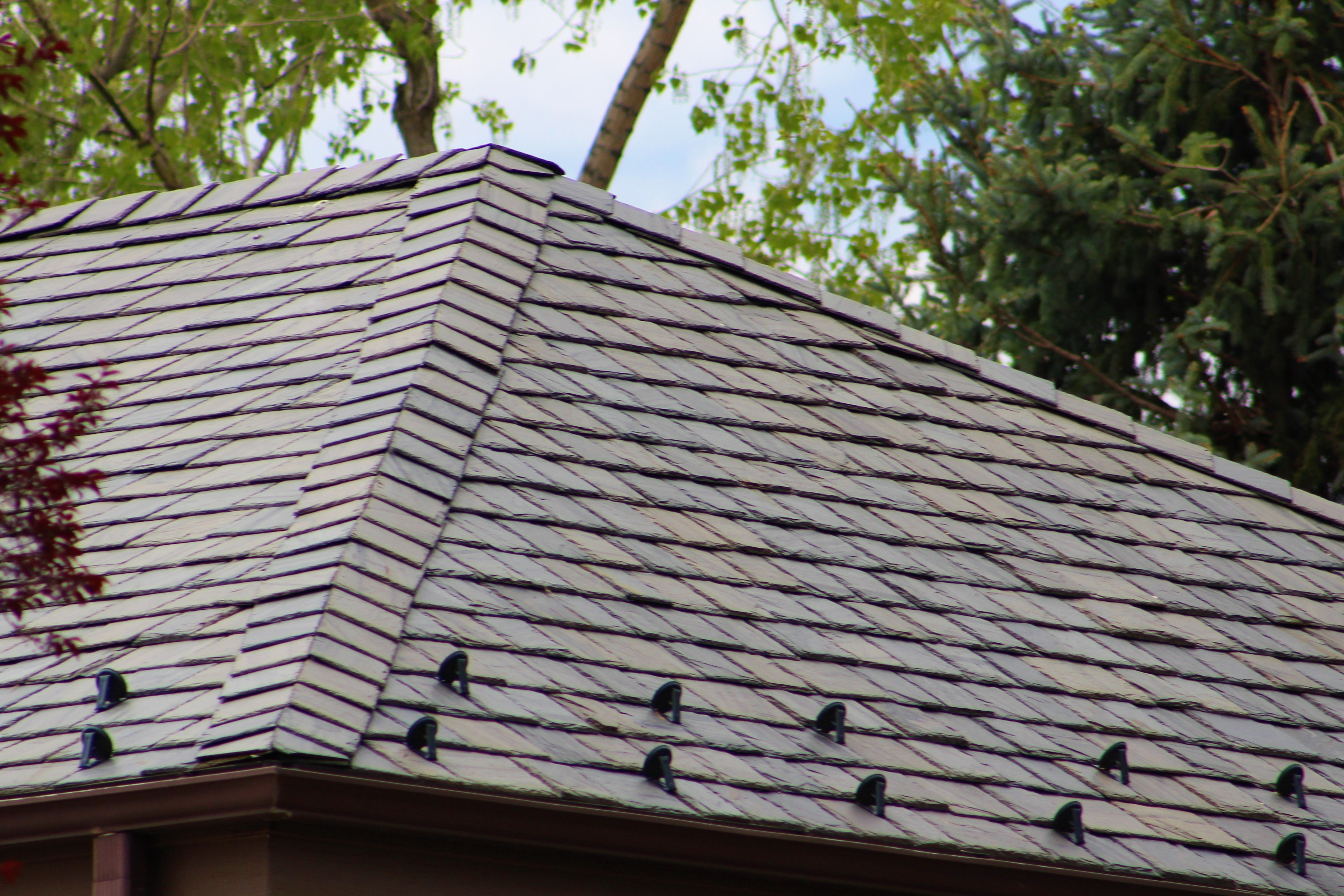 Slatetec Slate Roof Roofing Systems Roof Installation