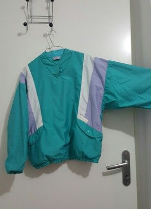 Veste sport Adidas Vintage Années 80 Ventex Made in France