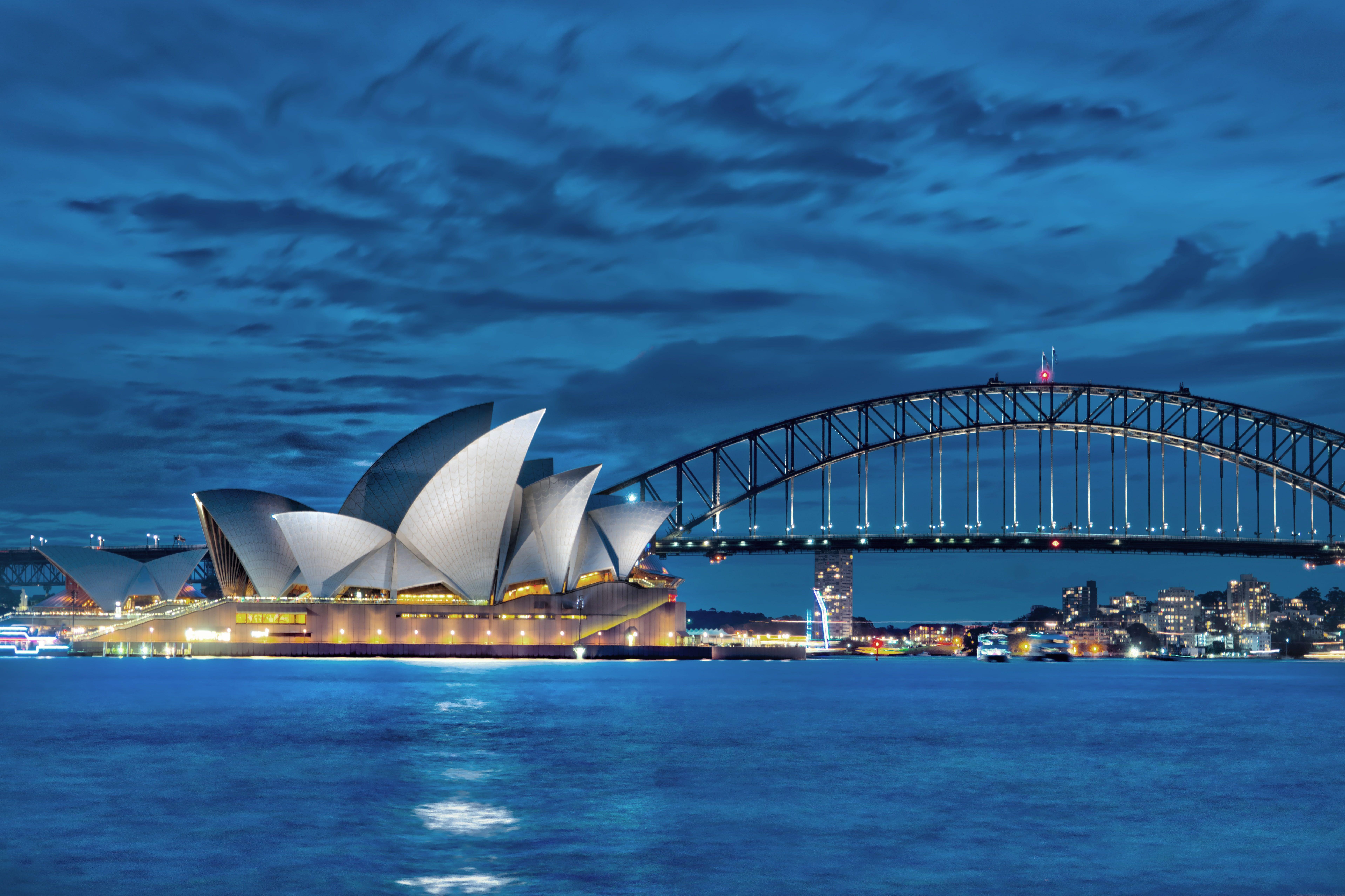 d72c5c3f7bb8876444b898b6b6bef8de - Sydney Opera House To Botanic Gardens Walk