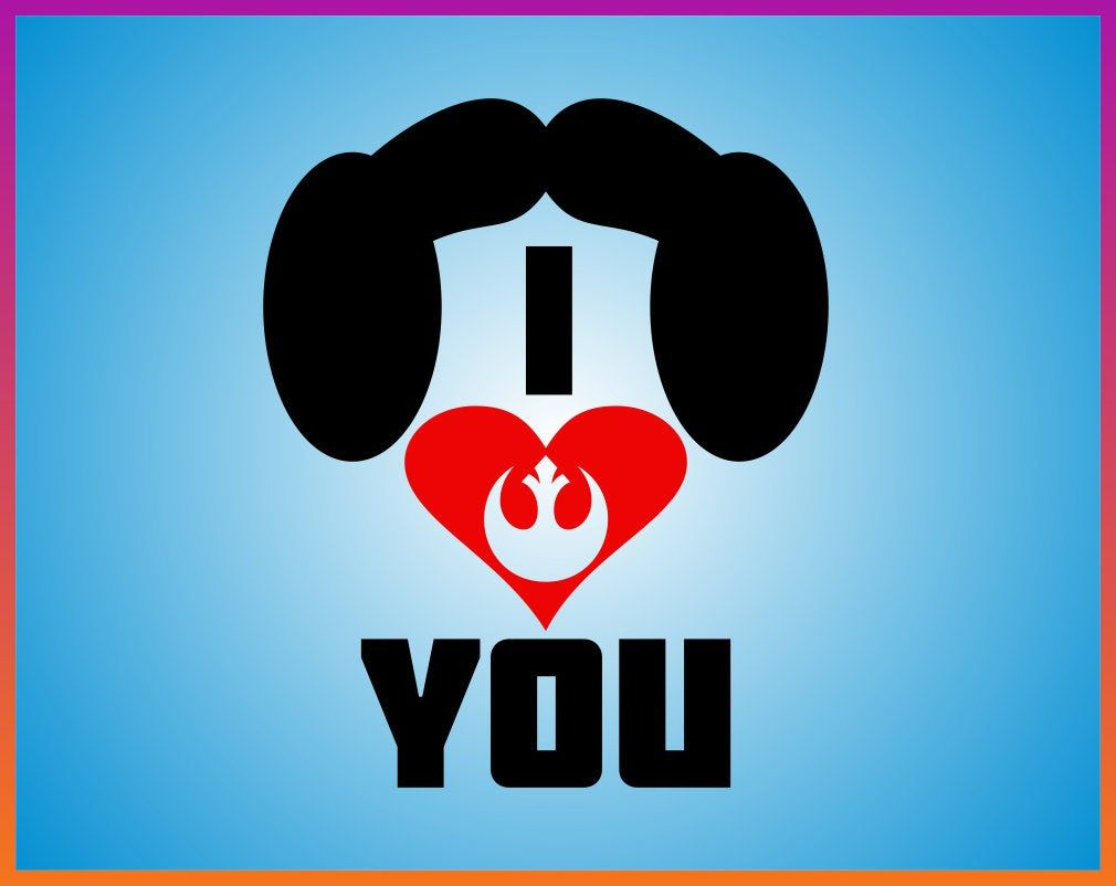 Download I love you svg I Know svg Disney Star wars svg Master Han ...