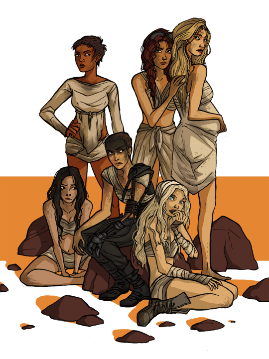 Furiosa and The Wives by Sterling Sundries