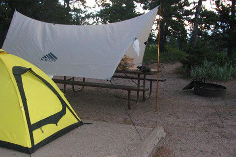Kelty Car Tarp Set Up Camping Tarp Set Up Pinterest