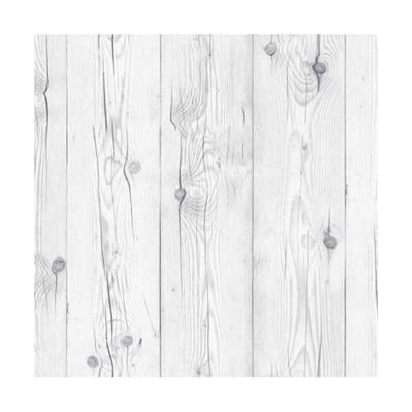 White Wash Wood Effect Self Adhesive Wallpaper Roll Plank Boards Liked On Polyvore Featuring Home Whitewash Wood Wood Effect Wallpaper White Wood Paneling
