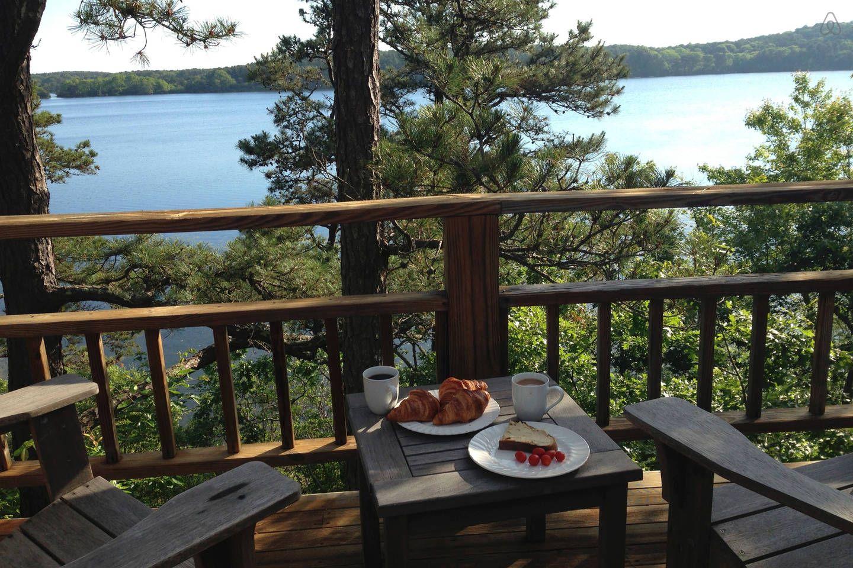 Wellfleet Cape Cod WATERFRONT VIEW vacation rental in