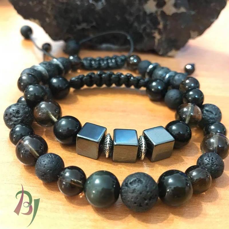 Вот наш десятый мужской браслет-намерение Bjarka Jewelry ...