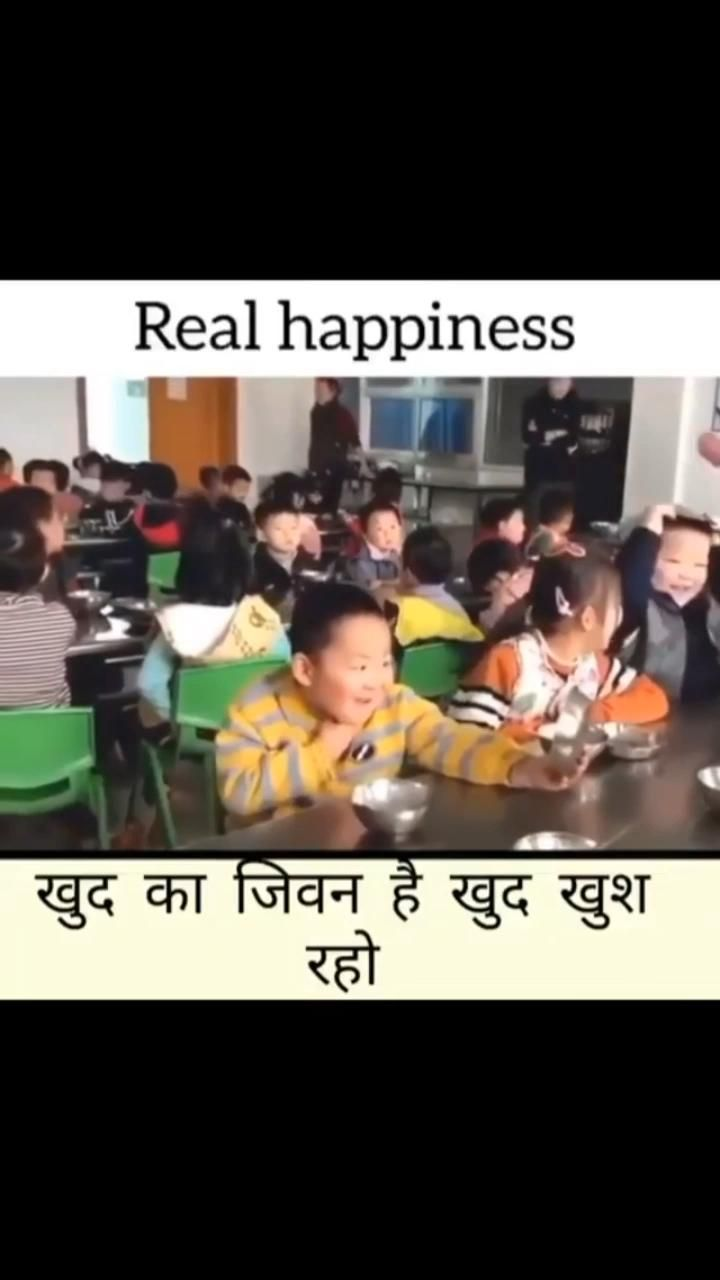 REAL HAPPINESS MOTIVATIONAL VIDEO | HINDI_IDEOLOGY