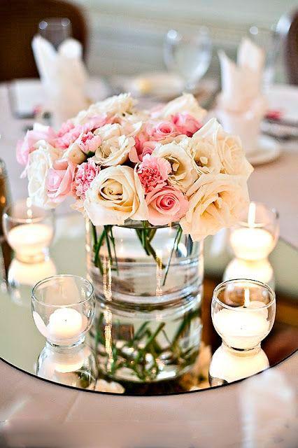 velas flotantes para centros de mesa Fotos - Centros De Mesa Para - centros de mesa para boda con velas flotantes