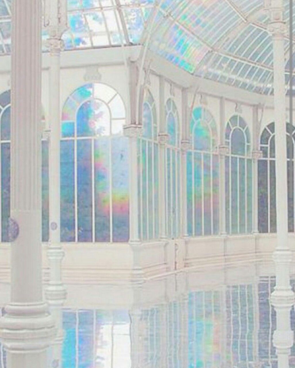 THE HOLOGRAPHIC AESTHETIC | Holographic wallpapers ...