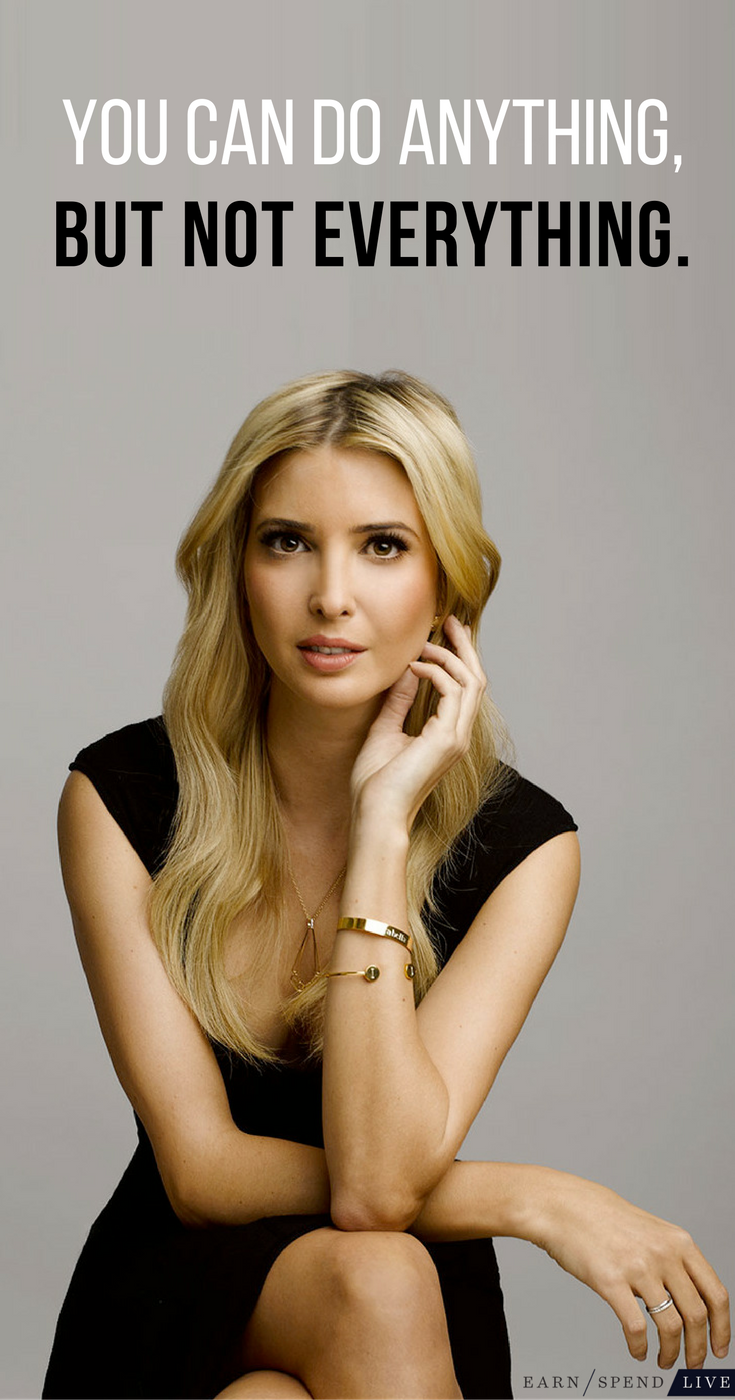 """I have a problem with Vox's recent article titled """"Ivanka Trump's Advice for Women: Change Yourselves, Not the World."""" And anyone who disses my girl Ivanka."""
