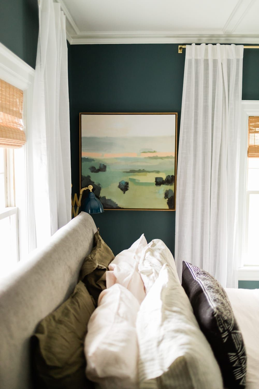 Our Master Bedroom Makeover Reveal Master bedroom