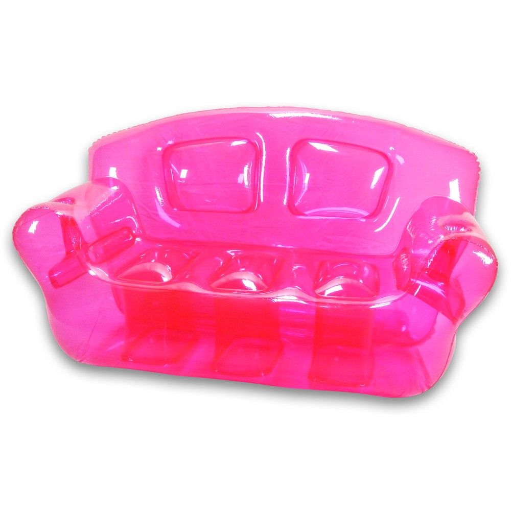 Loving This Bubble Inflatables Pretty Pink Inflatable Bubble Couch On