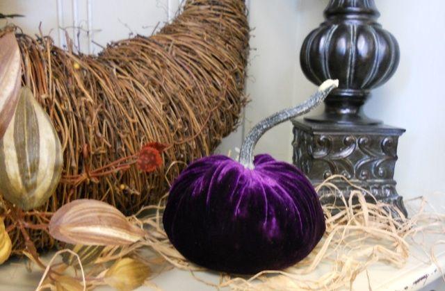 Purple Pumpkin | English Ivy Gifts