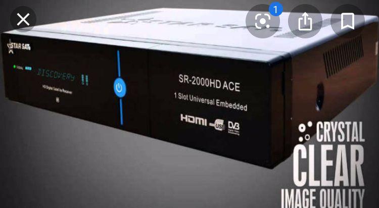 ملف قنوات شهر4 2019 ستار سات 2000hd Ace Audio Mixer Crystals Crystal Clear
