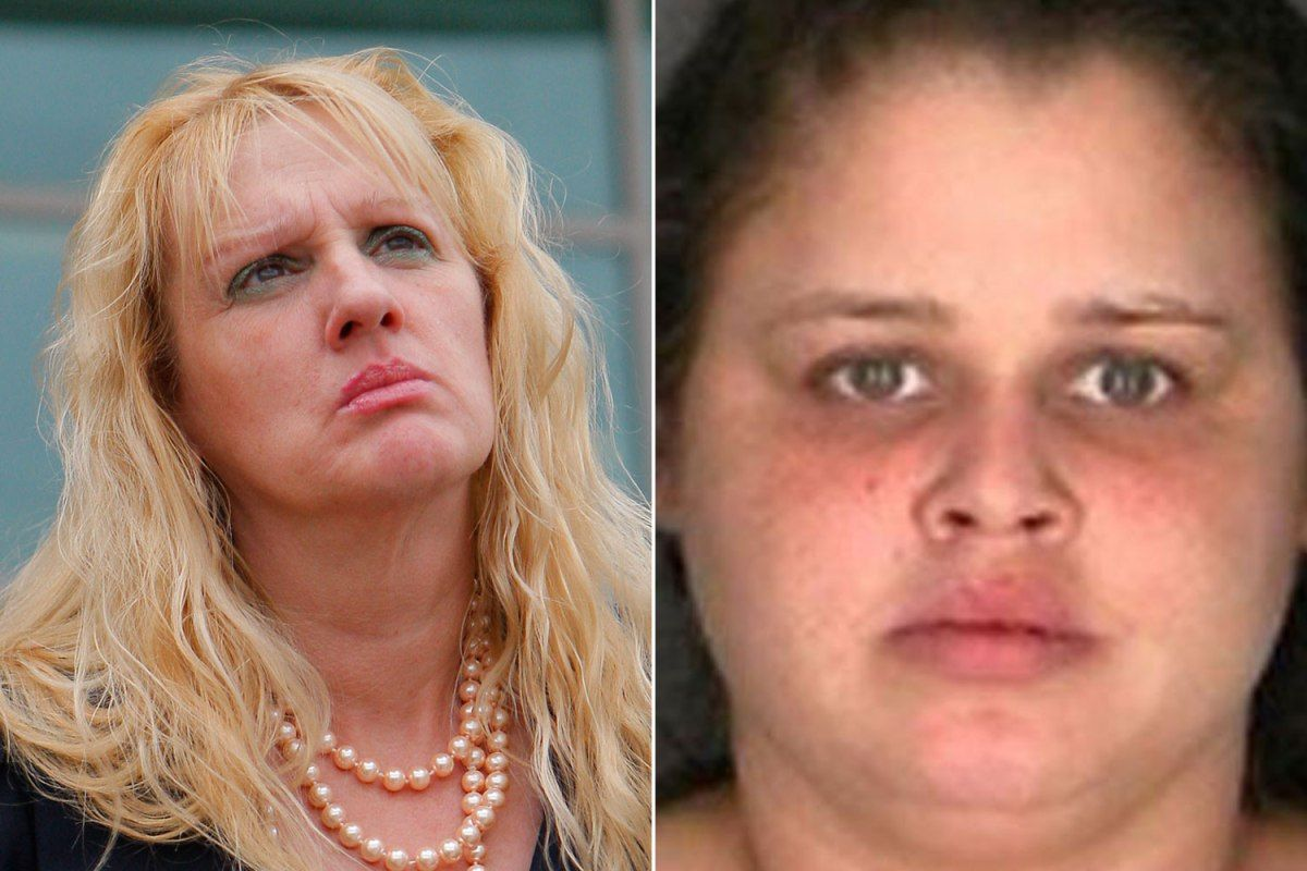 The Murder Of Her Sister At The Hands Of A Long Island Serial Killer Likely Made An Upstate Woman Snap And Kill Their Mother Over The Weekend The Familys