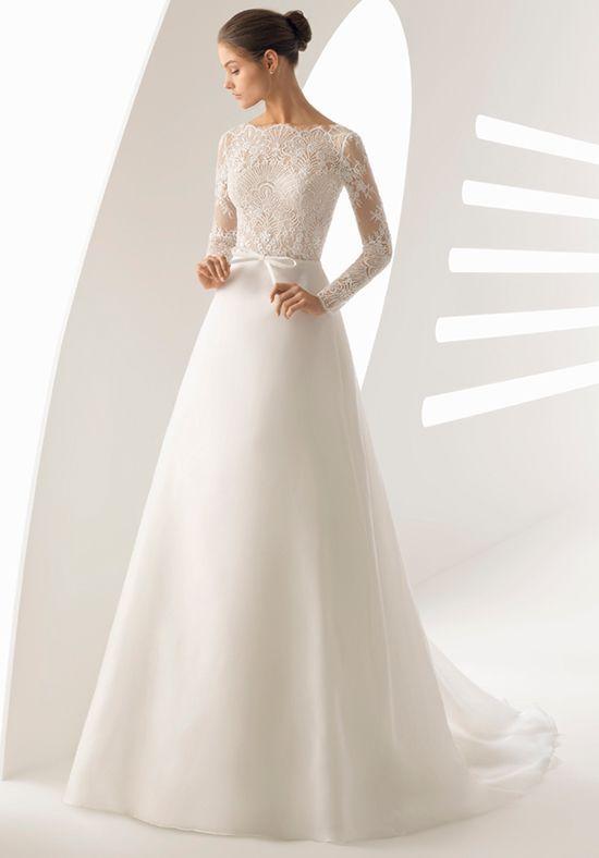 Rosa Clara Wedding Dresses Ball Gowns Wedding Wedding Dresses Wedding Dress Long Sleeve