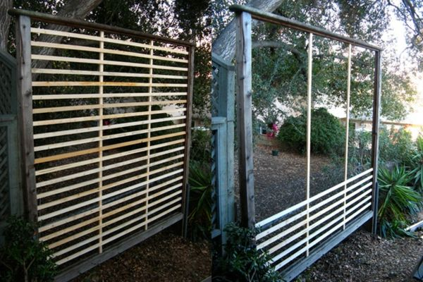 wandbegrünung sichtschutz selber bauen | terrasse & garten, Gartenarbeit