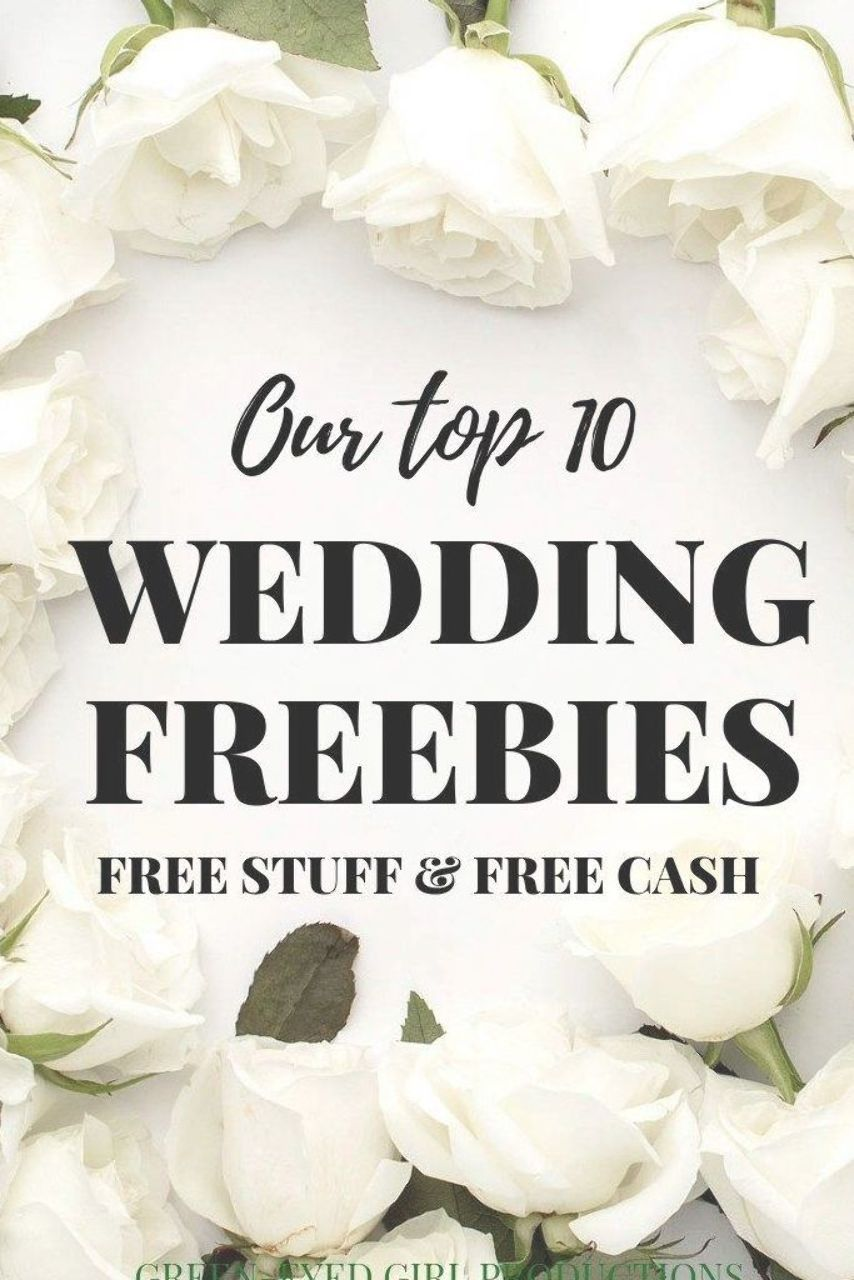 Giant List Of Wedding Freebies Free Wedding Stuff Wedding Planning Freebies Free Wedding Plannin Wedding Freebies Wedding Event Planning Event Planning Tips