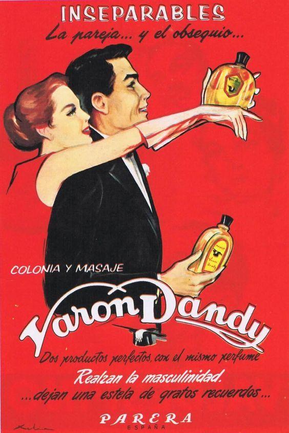 C rteles antiguos de publicidad var n dandy carteles - Carteles publicitarios antiguos ...