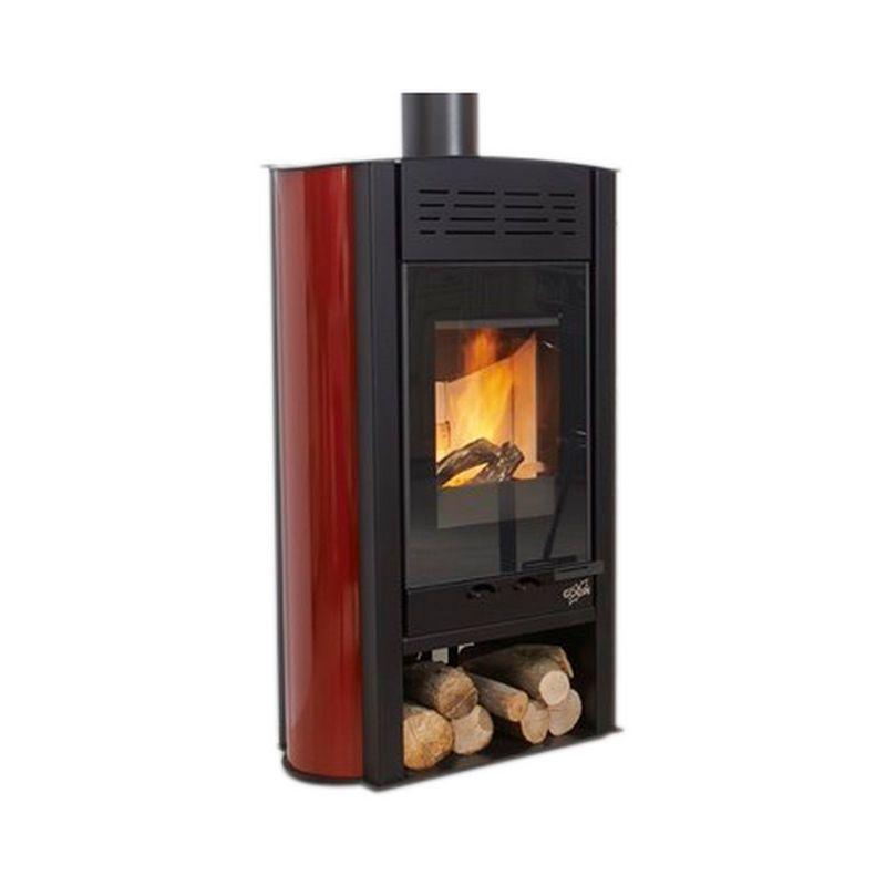 Poele A Bois 7kw 400194carmin Godin Home Appliances Home Wood