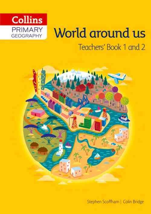 Collins primary geography book 1 and 2 world around us products collins primary geography book 1 and 2 world around us key stage 1national curriculummap gumiabroncs Choice Image