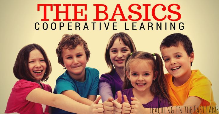 Cooperative Learning The Basics You Should Know Grades