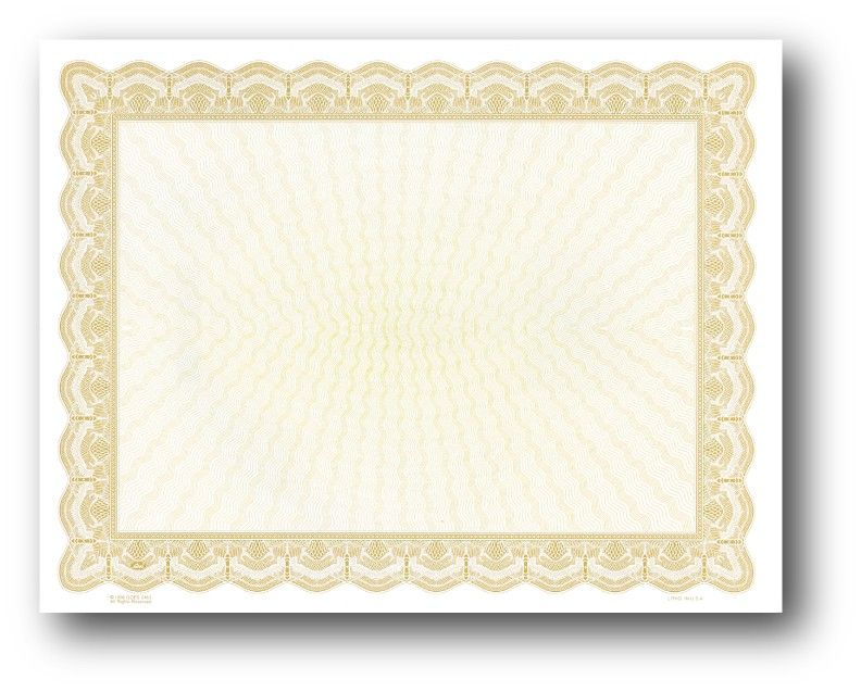 Blank Certificates - DesktopSupplies.com | backgrounds, clipart ...