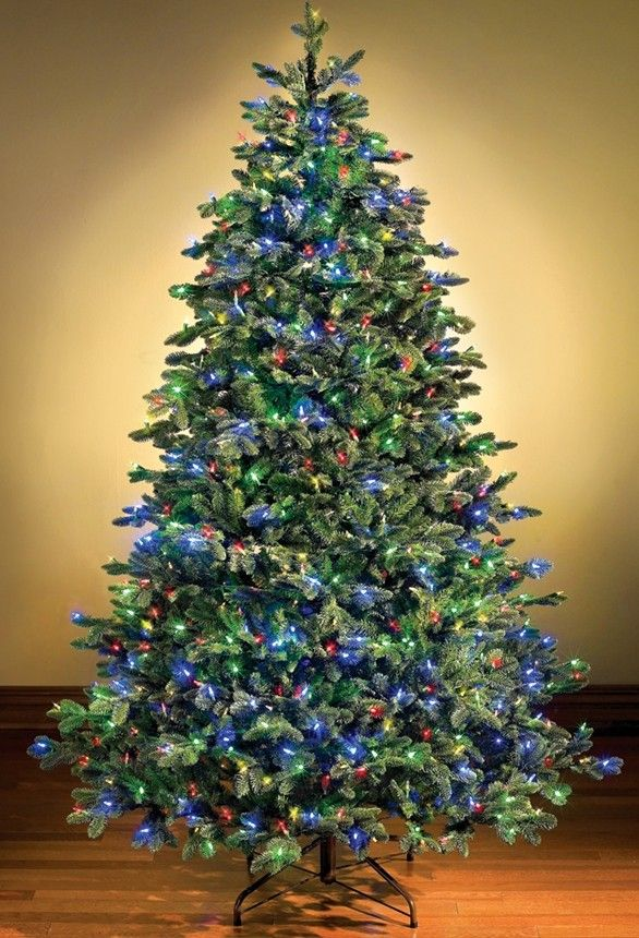 2013 Prelit Christmas Trees, Prelit Christmas Tree For 2013, Beautiful Christmas  Tree Blue Lights