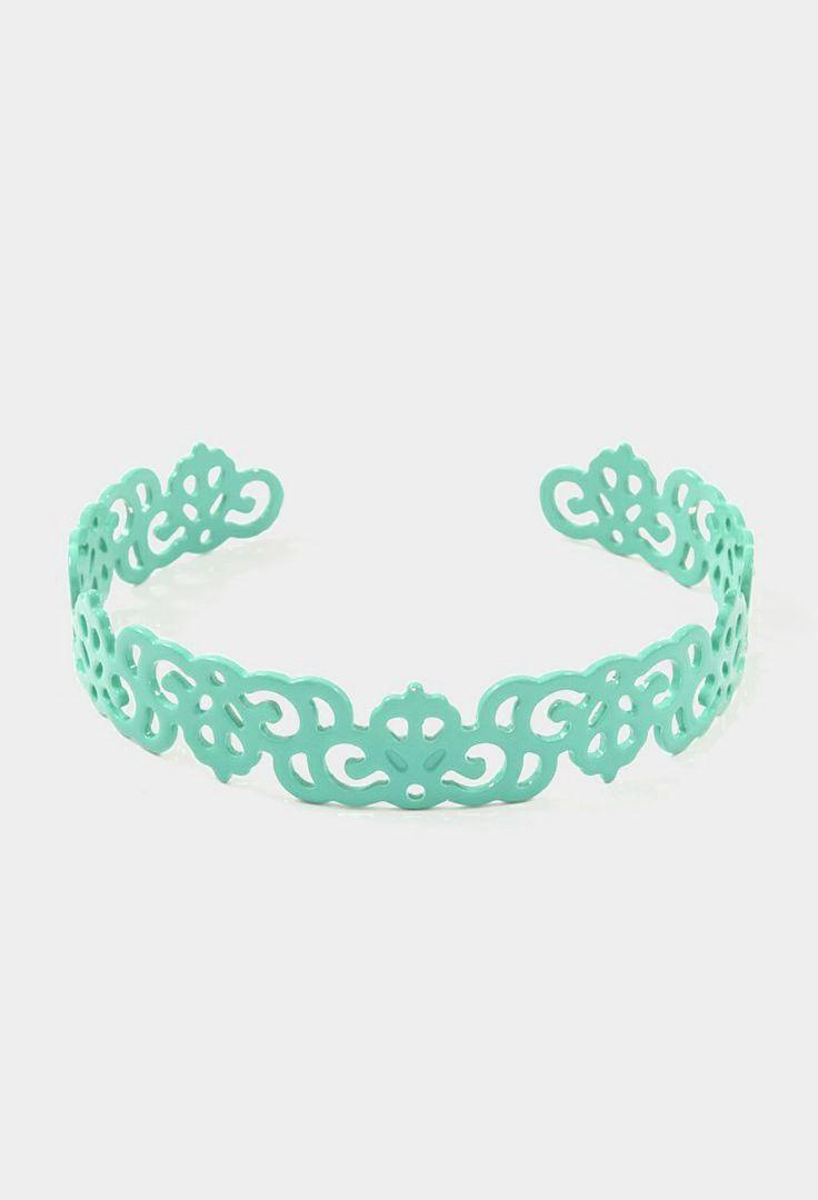 Logan Bracelet in Mint
