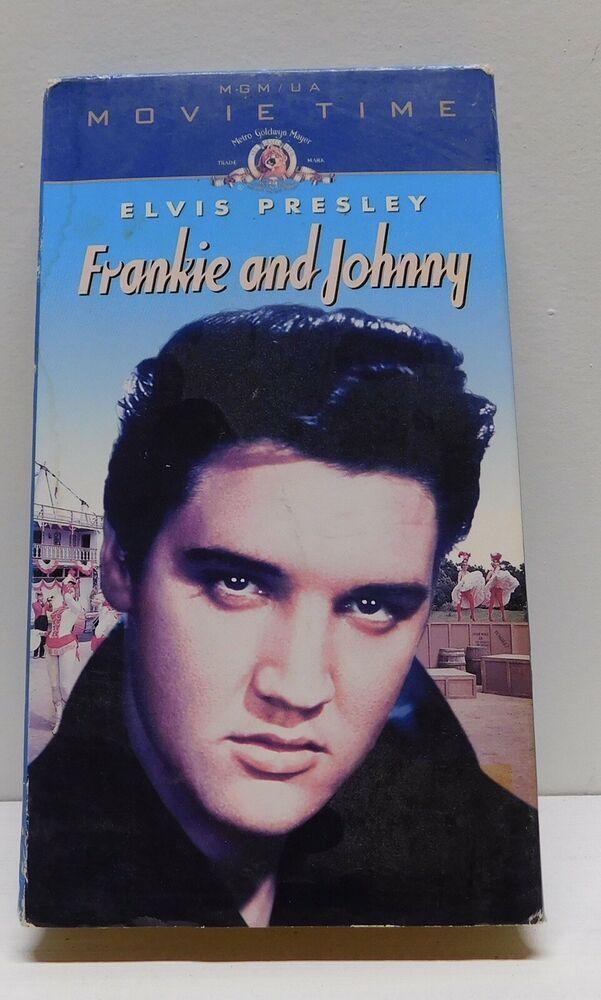 Elvis Presley Frankie and Johnny VHS Video Movie in 2019 ...