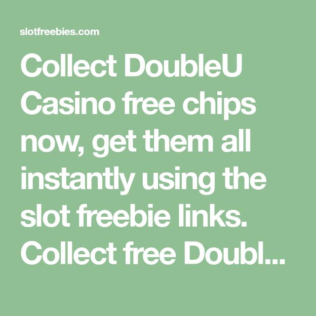 Slot Freebies Doubleu