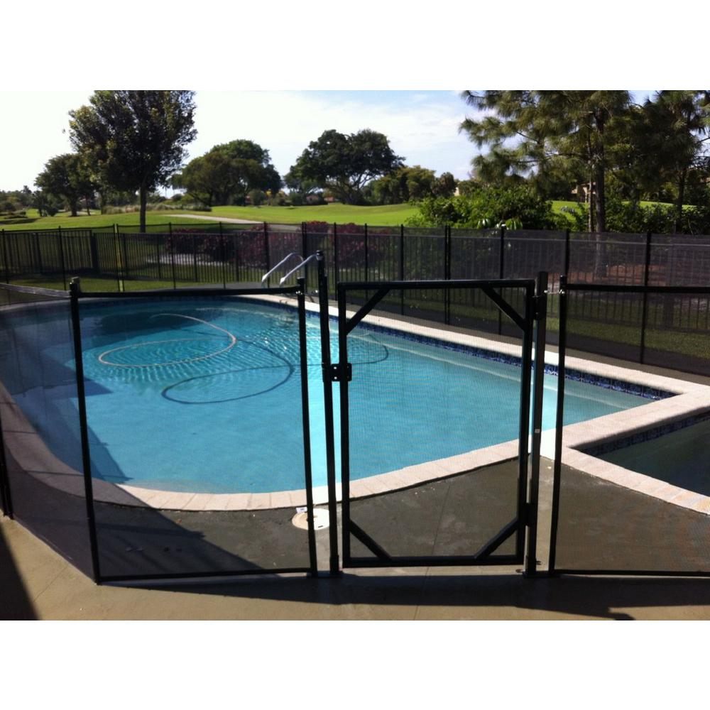 WaterWarden SelfClosing Pool GateWWG201 The Home Depot