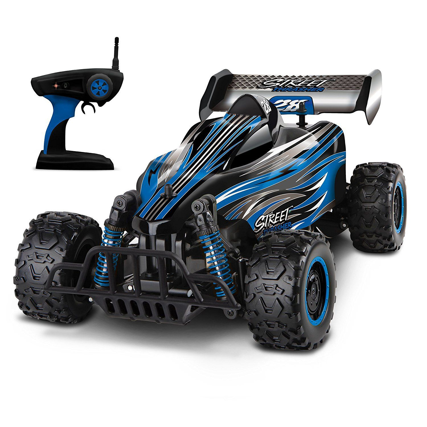 Sharper Image RC All Terrain 2.4GHz Remote Control Racing