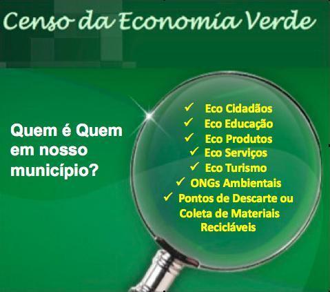 Censo da Economia Verde