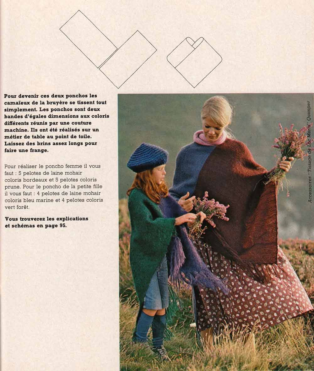 diy vintage tricot ann es 70 le tricot pour les nuls. Black Bedroom Furniture Sets. Home Design Ideas