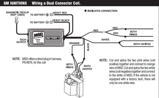 Distributor Wire Diagram Images